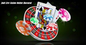 Judi Live Casino Online Baccarat