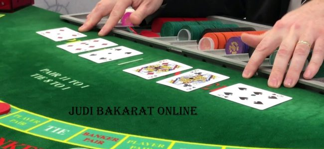 Taruhan Bakarat Online Versi Android