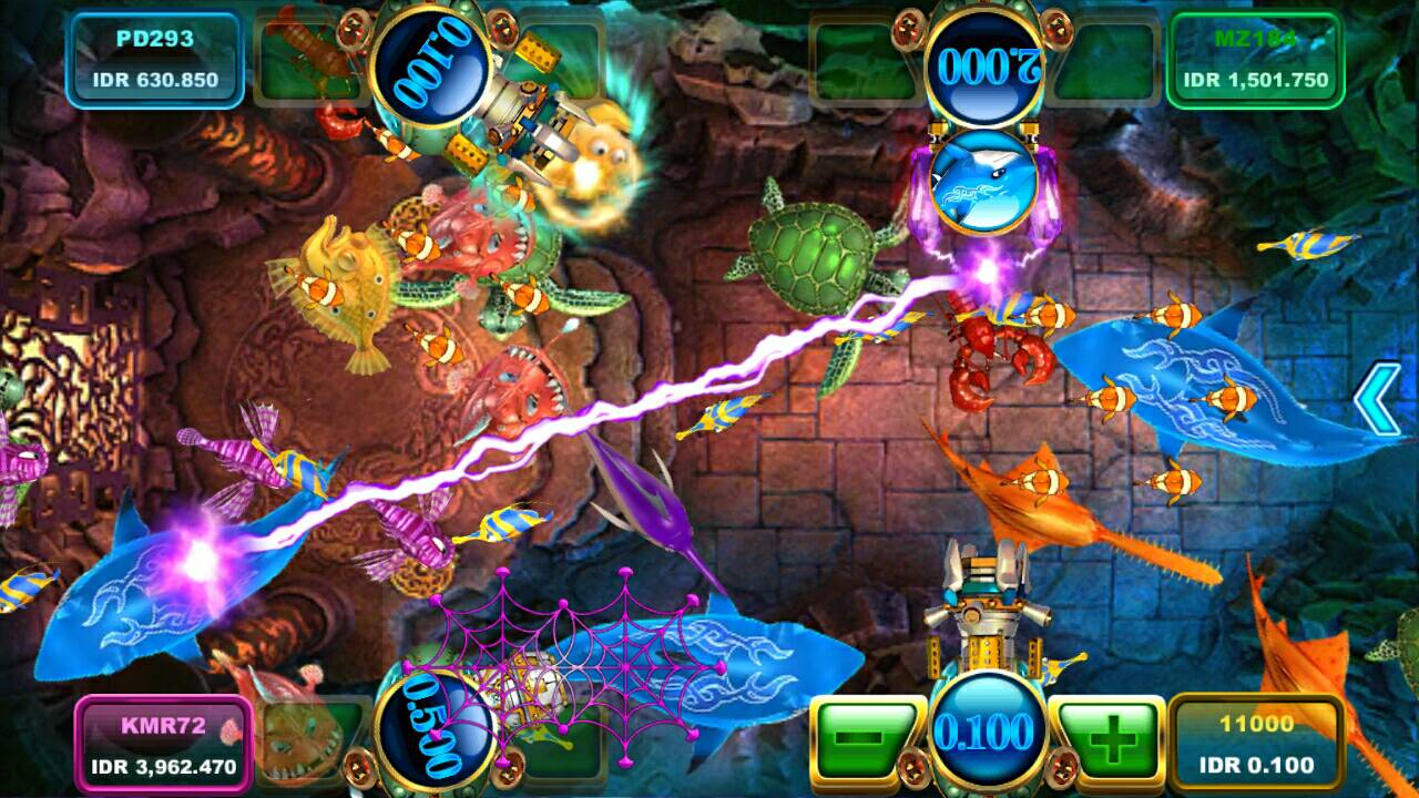 Game Tembak Ikan Online